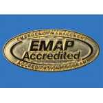 EMAP Accredited Lapel Pin
