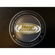 EMAP Accredited Program Challenge Coin